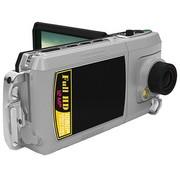 iLee T3  火眼金睛 行车记录仪(120度广角,2.5寸可旋转270度全方位拍摄,1080P高清,可AV输出)