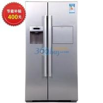 博世 BCD-564W(KAD63V40TI) 564升对开门冰箱(银色)产品图片主图
