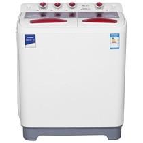 现代 XPB90-9018SL 9公斤半自动波轮洗衣机(白色)产品图片主图