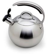中宝炊具(Zoombo) 法兰西Q型壶 304不锈钢精致壶身处理技术