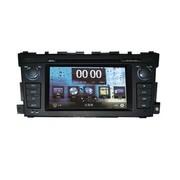 其他 ABT爱伯特 日产TIDA 骐达/颐达/13款天籁/12款轩逸 DVD导航仪一体机 倒车影像