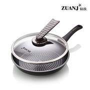 其他 钻技ZUANJ韩国进口不粘锅无油烟电磁炉可用平底锅煎锅不沾锅ZJ-NF28