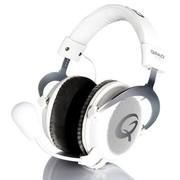 Qpad QH-85 白色 HiFi等级 专业游戏耳唛(兼容Iphone/Ipad/Ipod等系列产品)