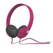 斯酷凯蒂 斯酷凯蒂 (SKULLCANDY) UPROCK S5URDY-236 带麦克风头戴式 骷髅头耳机 红色