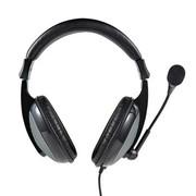 耳神 ES305MV 头戴式耳麦 黑色
