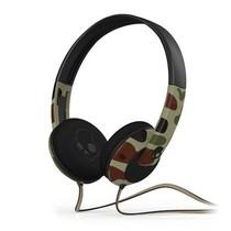 斯酷凯蒂 斯酷凯蒂 (SKULLCANDY) UPROCK S5URDZ-219 头戴式 骷髅头耳机 迷彩色产品图片主图