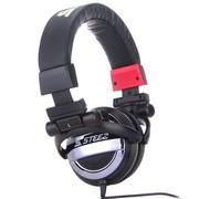 先锋 SE-D10M-K(黑色) STEEZ系列头戴式耳机