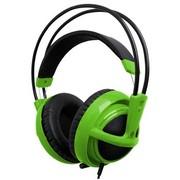 赛睿 西伯利亚v2 耳机 绿色