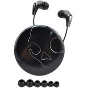 斯酷凯蒂 斯酷凯蒂 (SKULLCANDY) 5050 S2FFFM-256 带麦克风入耳式 骷髅头耳机 黑色