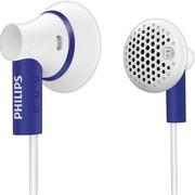 飞利浦 SHE3000 PP/10 超薄耳罩耳塞 紫色