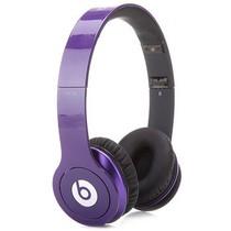 Beats Solo HD 头戴式(紫色)产品图片主图