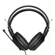 宜博 EHH007BK 眼镜蛇 超清晰立体有线游戏耳机(黑色)