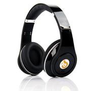 赛尔贝尔  G04-001 凯歌降噪立体声耳机有线音乐耳机 带麦 黑色