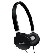 飞利浦 SHL1700 超轻便 头戴式 耳机 黑色