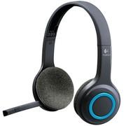 罗技 H600 无线耳机 麦克风 黑色