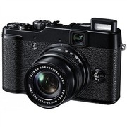 富士 FinePix X10 旁轴数码相机(1200万像素EXR CMOS 4倍光变 2.8英寸液晶屏 光学变焦取景器)