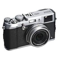 富士 FinePix X100S 旁轴数码相机 银色(1600万像素 2.8英寸屏 23mmF2定焦镜头 混合取景器)产品图片主图