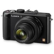 松下 DMC-LX7GK 数码相机 黑色(1010万像素 3.0英寸液晶屏 3.8倍光学变焦 24mm广角)