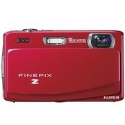 富士 FinePix Z909 数码相机 红色 (1600万像素 3.5英寸触摸屏 5倍光变 28mm广角)