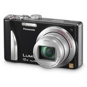 松下 DMC-ZS15GK 数码相机 黑色(1210万像素 3.0英寸液晶屏 16倍光学变焦 24mm广角)