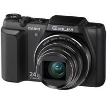 卡西欧 EX-ZS200 数码相机 黑色(1610万像素 3.0英寸液晶屏 24倍光学变焦 25mm广角)产品图片主图