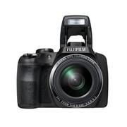 富士 FinePix SL1000 数码相机 黑色(1600万像素背照式CMOS 3.0英寸翻折屏 50倍光学变焦)