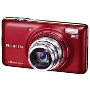 富士 FinePix T410 数码相机 红色(1600万像素 10倍光变 28mm广角 3.0英寸液晶屏)