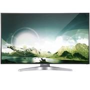 松下 TH-L55WT50C 55英寸超薄LED 智能 3D网络电视(灰色)