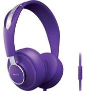飞利浦 PHILIPS SHL5605PP /10 头戴式(紫色)