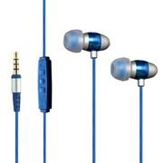海威特 耳塞 I6-1Ear子弹头 iphone线控铝镁合金入耳式耳塞 宝石蓝色
