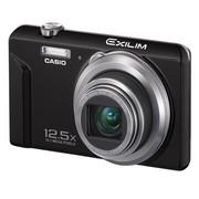 卡西欧 EX-ZS160 数码相机 黑色(1610万像素 2.7英寸液晶屏 12.5倍光学变焦 24mm广角)
