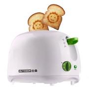 北鼎 D505 烤面包机/多士炉 独特笑脸功能 苹果绿