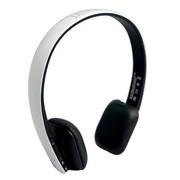 冲击波 SHB-921BH 头戴式无线蓝牙HiFi立体声耳机 时尚街头风格 内置麦克风 纯洁白