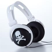 其他 【299-50】星星耳机(MIX-STYLE)头戴式耳机 骷髅2款颜色 白骷髅