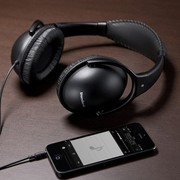SANWA 山业 MM-HPST02 头戴式折叠耳机 封闭型 高保真 黑色