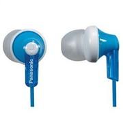 松下 RP-HJE120GKA 入耳耳机系列 蓝色
