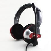 宾果 G6 7.1声道游戏耳机 红色