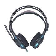 宜博 HS909BK  魅影狂蛇 有线游戏耳机(黑色)