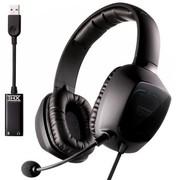 创新 Sound Blaster Tactic3D Alpha  3D声效 支持VoiceFX 可拆卸麦克风 线控 可拆卸USB2.0声卡