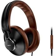 飞利浦 SHL5905BK /10 外滩系列 头戴式 苹果耳机 带麦克 棕色