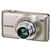 富士 FinePix T410 数码相机 金色(1600万像素 10倍光变 28mm广角 3.0英寸液晶屏)