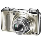 富士 FinePix F665 数码相机 香槟金(1600万像素 15倍光变 24mm广角 3.0英寸液晶屏)