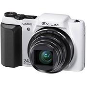卡西欧 EX-ZS200 数码相机 白色(1610万像素 3.0英寸液晶屏 24倍光学变焦 25mm广角)