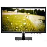 LG IPS224T 21.5英寸超薄LED背光IPS显示器 黑色
