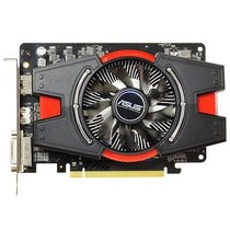 华硕 HD7750-1GD5-V2 820MHz/4600MHz 1GB/128bit DDR5 PCI-E 3.0显卡产品图片主图