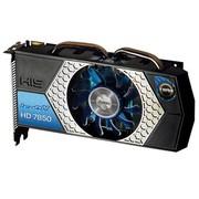 基恩希仕 7850 IceQ X Turbo 2GB 1000/4800MHz 2G/256bit GDDR5显卡