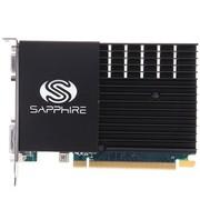 蓝宝石 HD 6450 1GB DDR3海外版 625MHz/1334MHz  1G/64位 DDR3 PCI-E 显卡