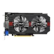 华硕 GTX650TI-2GD5 928MHz/5400MHz 2GB/128bit DDR5 PCI-E 3.0 显卡
