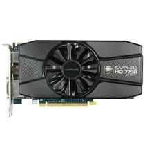 蓝宝石 HD 7750 2GB GDDR5 白金版 900MHz/4500MHz 2G/128bit GDDR5 PCI-E 显卡产品图片主图