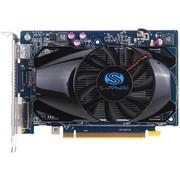 蓝宝石 HD6670 1GB GDDR5白金版 800/4000MHz 1G/128位 GDDR5 PCI-E 显卡